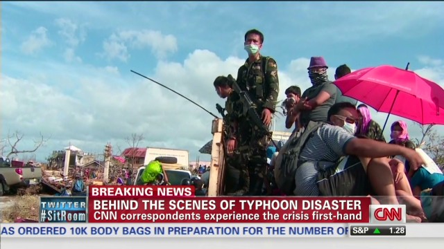 Typhoon death toll continues to rise