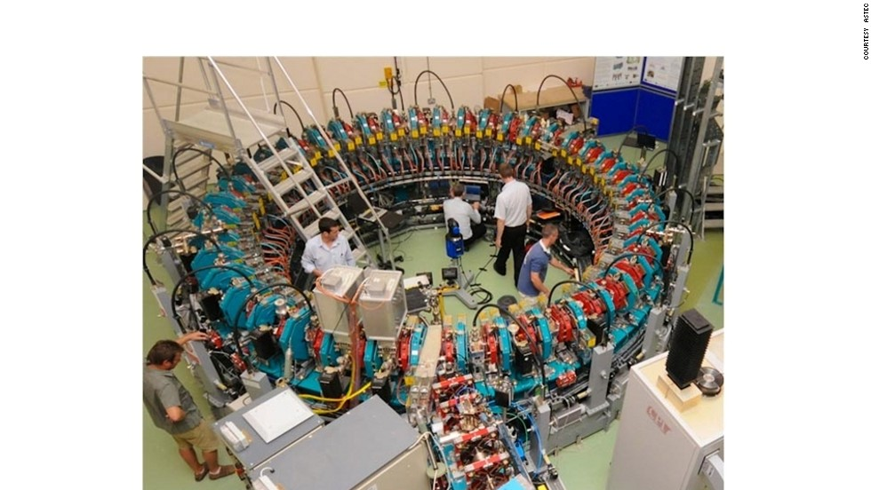 "A (not-so-)Large Hadron Collider to bring power to your neighborhood? Yes, a miniaturized version of the particle accelerator at CERN --<a href=""https://www.stfc.ac.uk/ASTeC/24686.aspx"" target=""_blank""> like this one in Daresbury, UK</a> -- could provide a clean alternative to fossil fuels. But how happy will residents be about the nuclear reactor next door?"