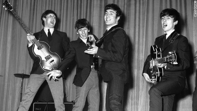 The Beatles' popularity, energy and cleverness made them favorites on the BBC.