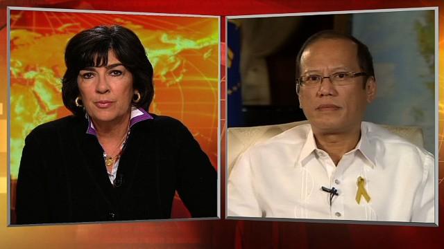 President Aquino: Local response failed
