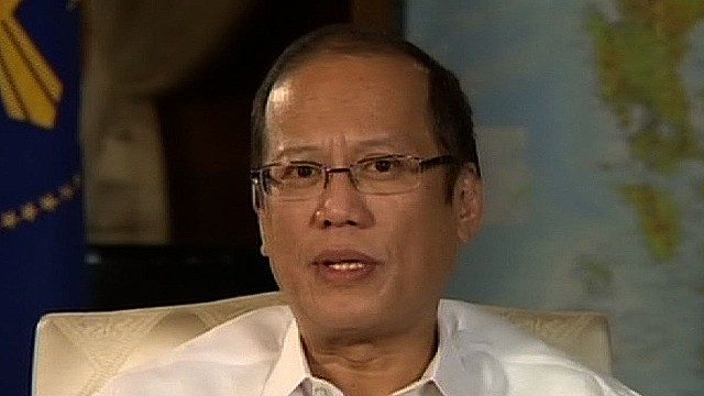 Philippine President: Must feed 50,000