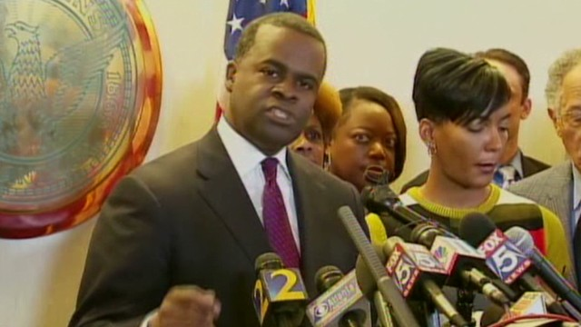 Mayor: Everyone needs to take a breath