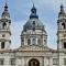 budapest walking St Stephan's Basilica
