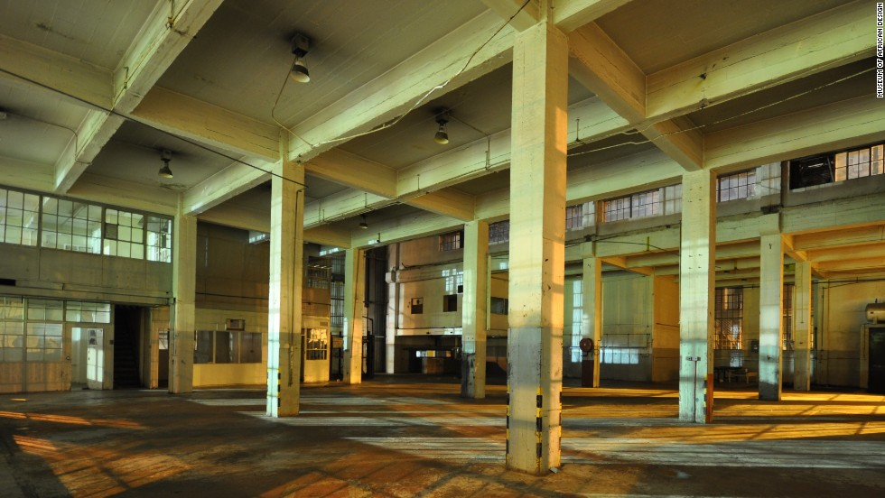 MOAD is an old factory-turned museum in downtown Johannesburg's trendy Maboneng precinct, a former no-go area that's currently undergoing a major urban restoration process.