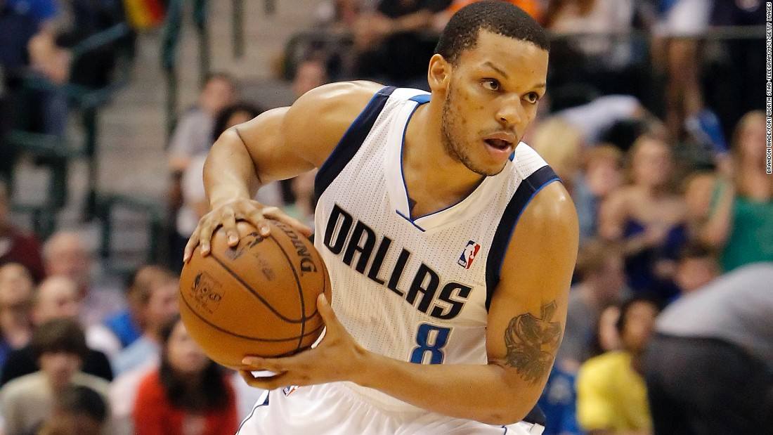 Chris Wright was the first-known NBA player with multiple sclerosis. The former Dallas Maverick now plays professionally in Israel.