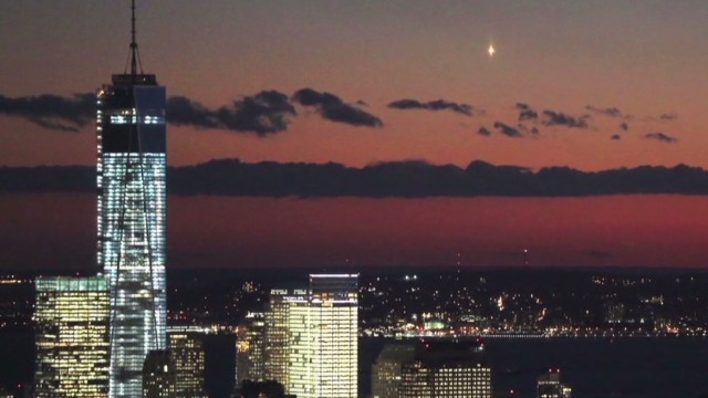 2013: One WTC deemed U.S's tallest building