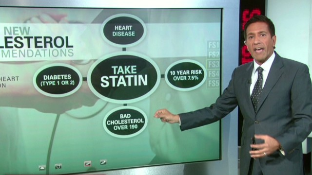 Report: More Americans should take statins