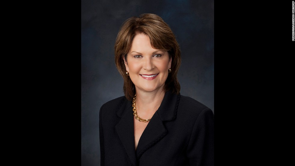 Marillyn A. Hewson is president and chief operating officer of Lockheed Martin. The aeronautics company and major defense and security contractor is ranked No. 59 in the Fortune 500.