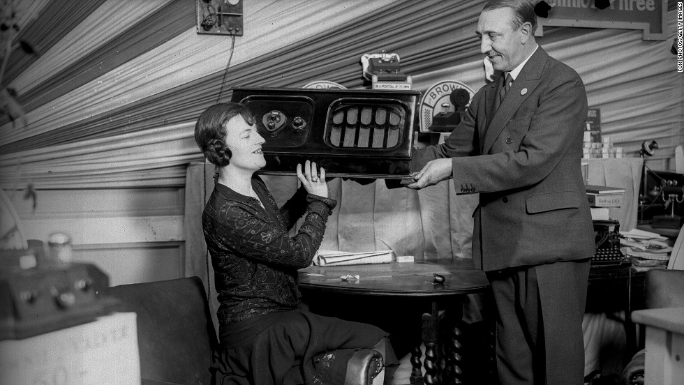 """Then: Want music? Spin the radio dial and discover old favorites or new hits. Now: Spotify and Pandora allow you to program your own """"stations."""" Where's the surprise in that?"""