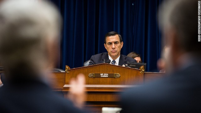 Rep. Darrell Issa, R-Calif., will lead a hearing Wednesday about the flawed Obamacare site.