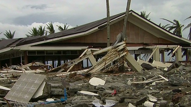 Mayor of Tacloban's story of survival