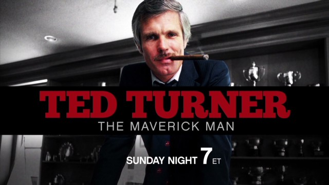 Ted Turner: The Maverick Man promo