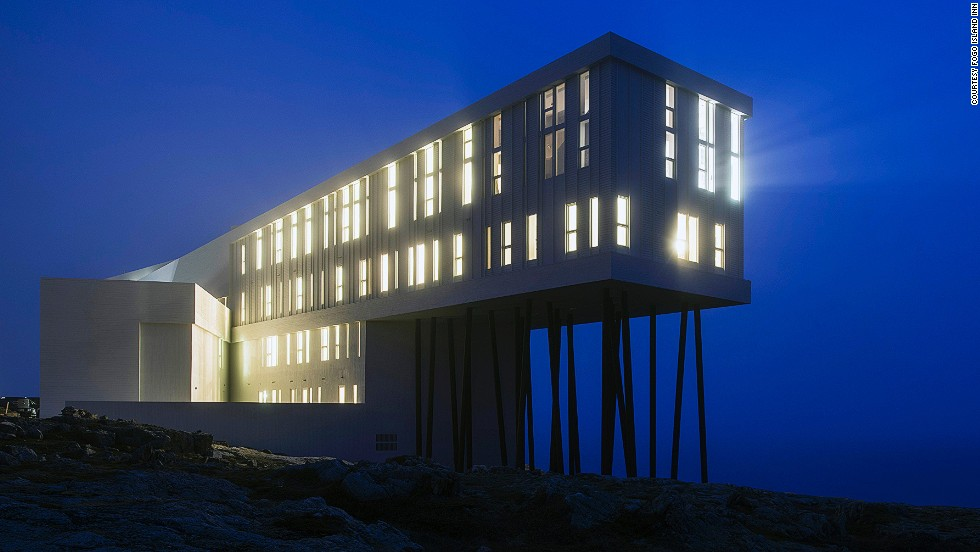 Is this the world 39 s sexiest hotel room for Best architecture hotels in the world