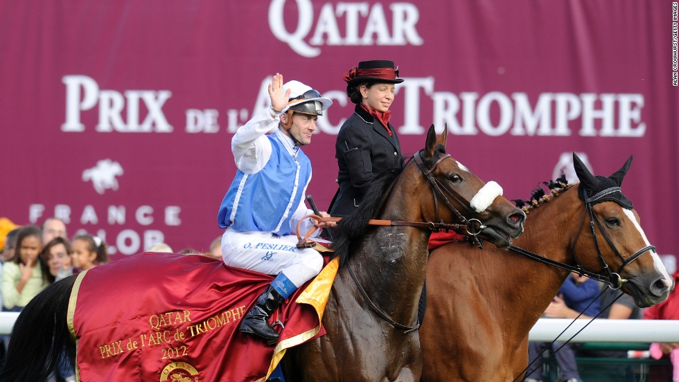Qatar has increasingly become a major player in flat horse racing, with its most high-profile presence arguably being its annual sponsorship of the the world's richest race, the Prix de l'Arc de Triomphe.