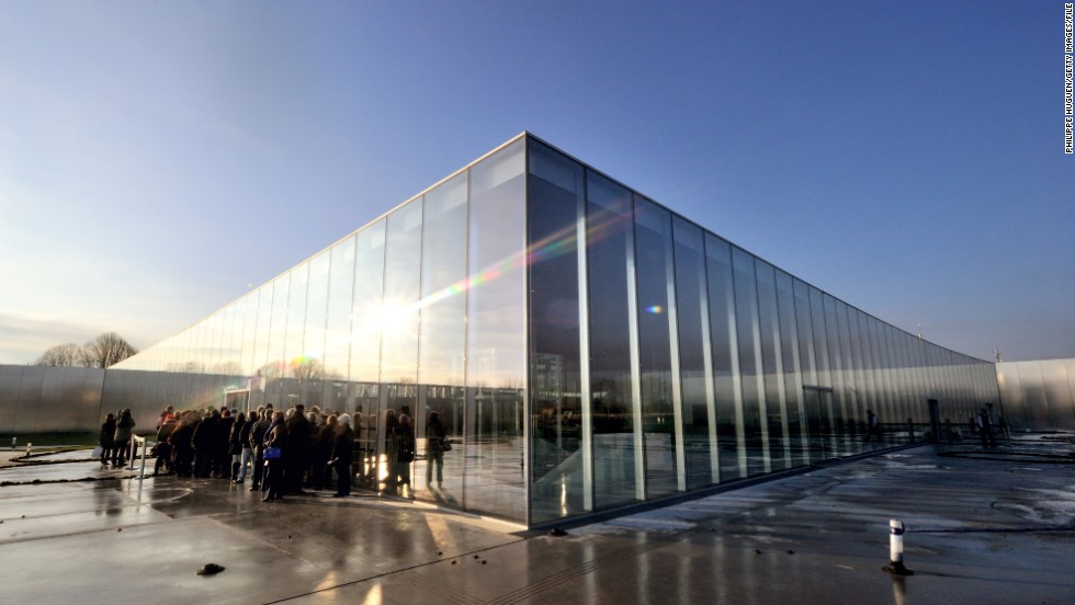 The Louvre brand has undergone huge expansion in recent years, with the opening of sister gallery, Louvre Lens, in a former mining town in northern France. The gleaming museum displays around 200 works on loan from Paris.