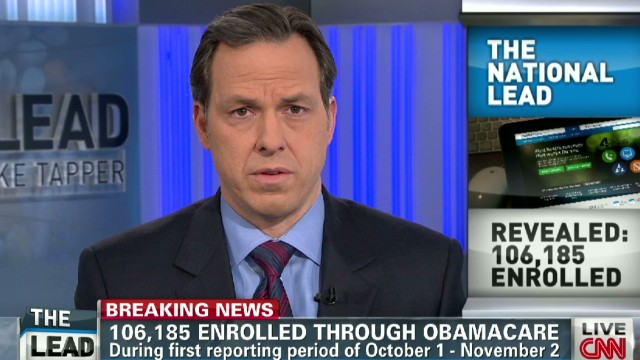 106,185 enrolled through Obamacare