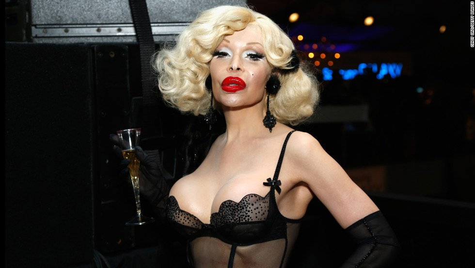 "Amanda Lepore is an iconic mainstay on the fashion and New York  nightlife scenes. She has been a muse for<a href=""http://www.veoh.com/adultwarning/watch/v660934ndtZGMny"" target=""_blank""> fashion photographer David LaChapelle.</a>"