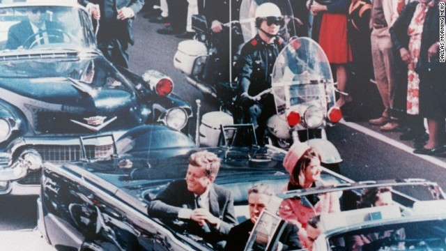 Dallas: 50 years after JFK shooting