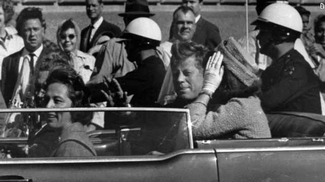 New photos of JFK's final minutes