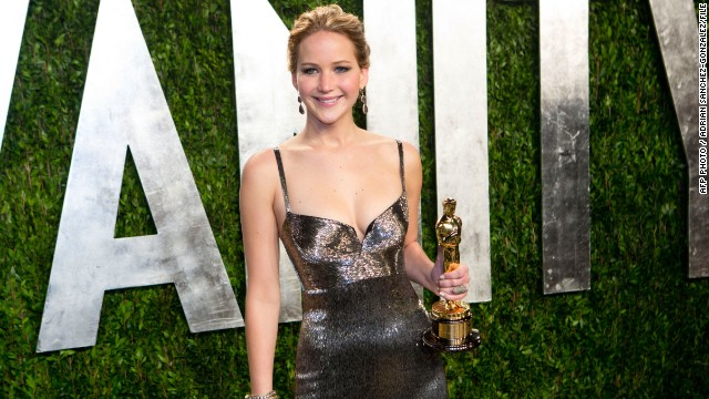 Jennifer Lawrence cried at Whole Foods