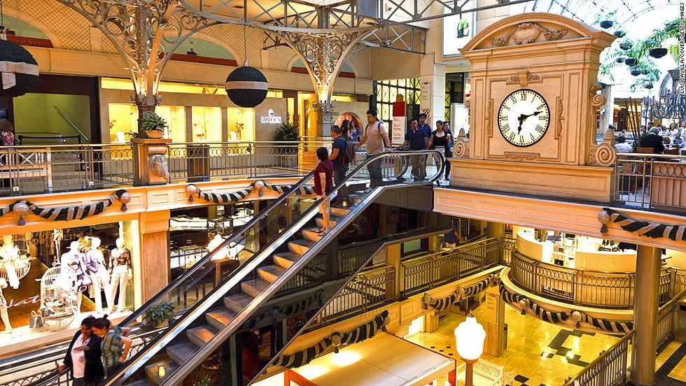 World's 12 best shopping cities