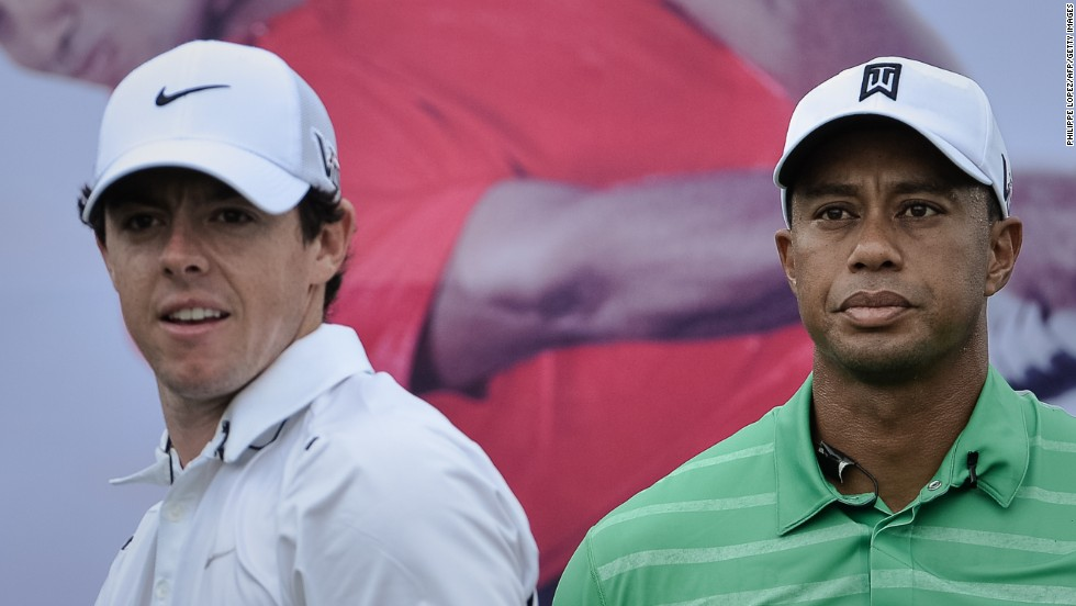 Tiger Woods has succeeded McIlroy as world No. 1 after a difficult season for the Northern Irish golfer, who has had troubles on and off the course.<br />