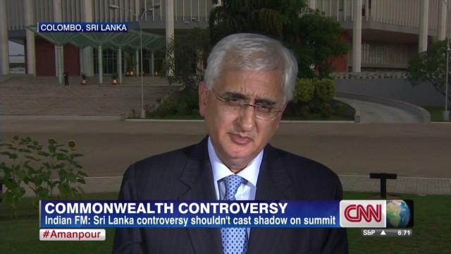 India PM boycotts Commonwealth summit