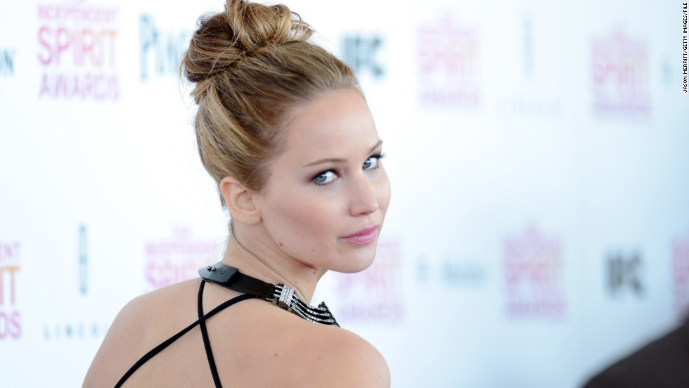"<strong>On pressure to be thin: </strong>""If anybody even tries to whisper the word 'diet,' I'm like, 'You can go f*** yourself.' "" -- <a href=""http://marquee.blogs.cnn.com/2013/10/03/jennifer-lawrence-heres-what-you-can-do-with-your-diet/?iref=allsearch"" target=""_blank"">October 2013</a>"