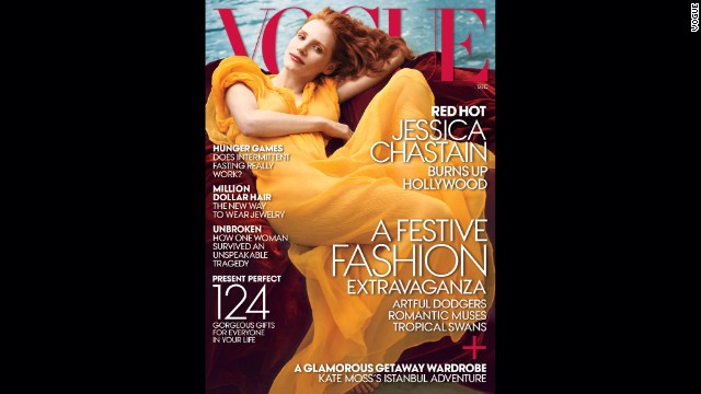 December 2013 Vogue