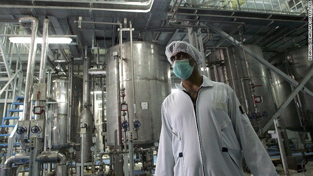 Iran steps up cooperation with IAEA