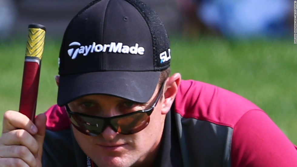 Justin Rose will win the Race to Dubai if he wins the title this weekend but he has some work to do given he is five shots behind Stenson.