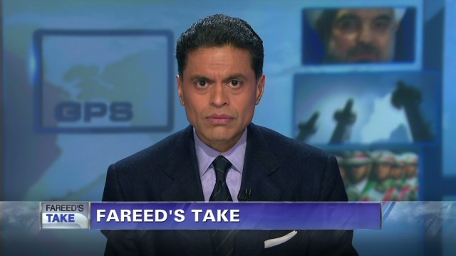 Fareed's Take: Hurdles to Iran nuke deal