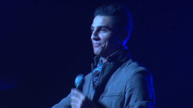 Arab Idol winner goes on U.S. tour