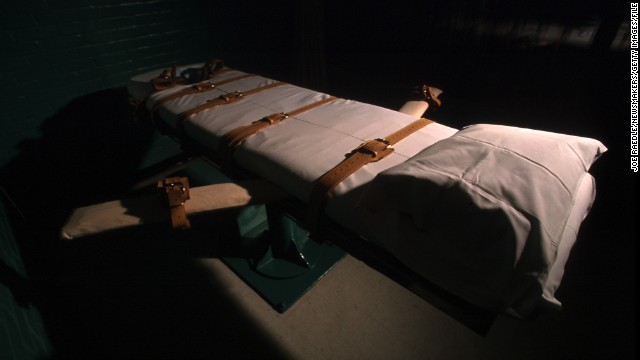 Pfizer moves to block its drugs from being used in lethal injections