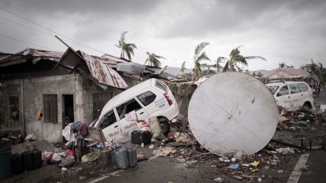Typhoon Haiyan: One week later