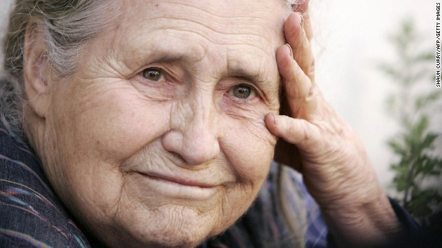 Doris Lessing, seen here in 2007, died Sunday at 94, her publisher said.