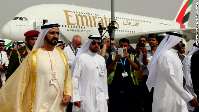 Emirates CEO: We'll be on all continents