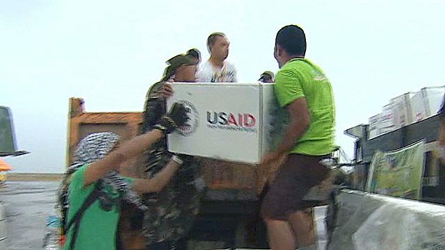 Tacloban relief effort continues