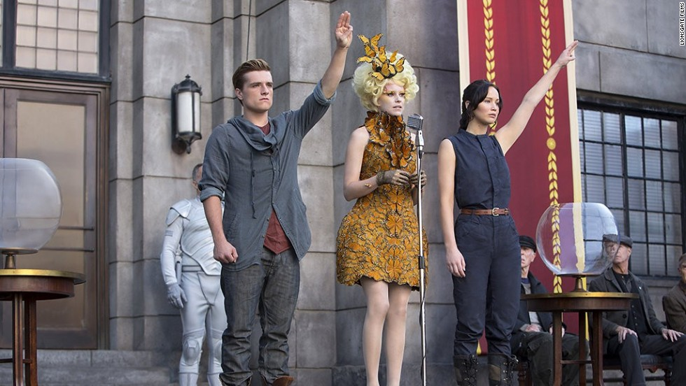 "With a new director but still the core cast, ""The Hunger Games: Catching Fire"" is the long-awaited return to the bloody arena after 2012's blockbuster first installment, ""The Hunger Games."" (Release date: November 22)"
