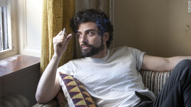 "Oscar Isaac stars as the talented but struggling folk musician Llewyn Davis in ""Inside Llewyn Davis."""