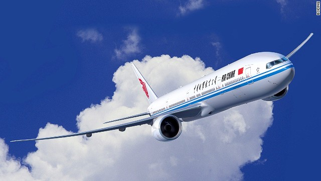 Upon hitting the skies in 1994, the 777 became the widest, most spacious jetliner in its class.