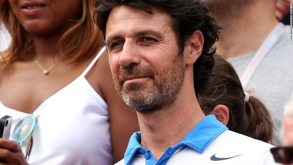 """Mouratoglou, with whom Serena has been romantically linked, helped Serena win 16 titles in 16 months, with a record of 95 victories and five defeats. He told CNN of that meeting in Paris: """"What surprised me at that point was the motivation she had. She really was prepared to do anything to come back to the top."""""""