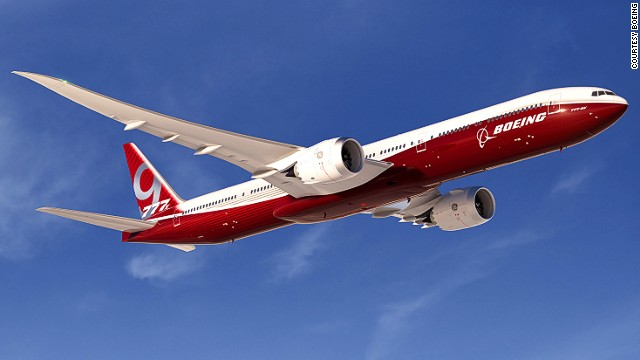 Middle East-based airlines are pushing production of the 777X.