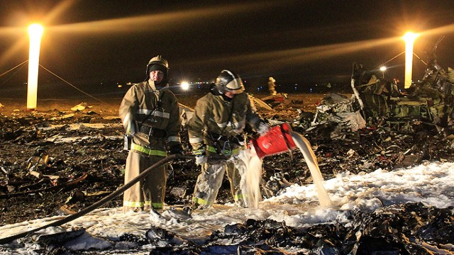 What caused deadly Russian plane crash?