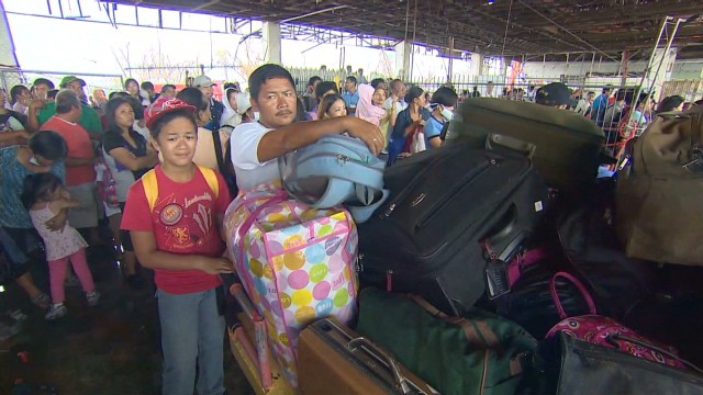 Tacloban residents still suffering