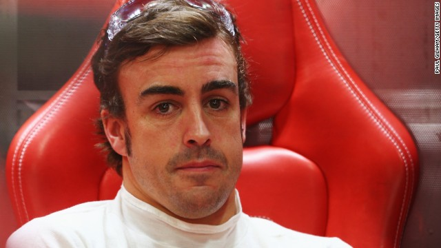 Montezemolo: 'Alonso 8 out of 10'