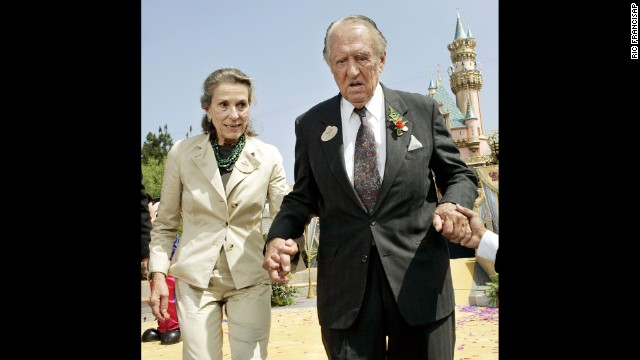 Diane Disney Miller was 79