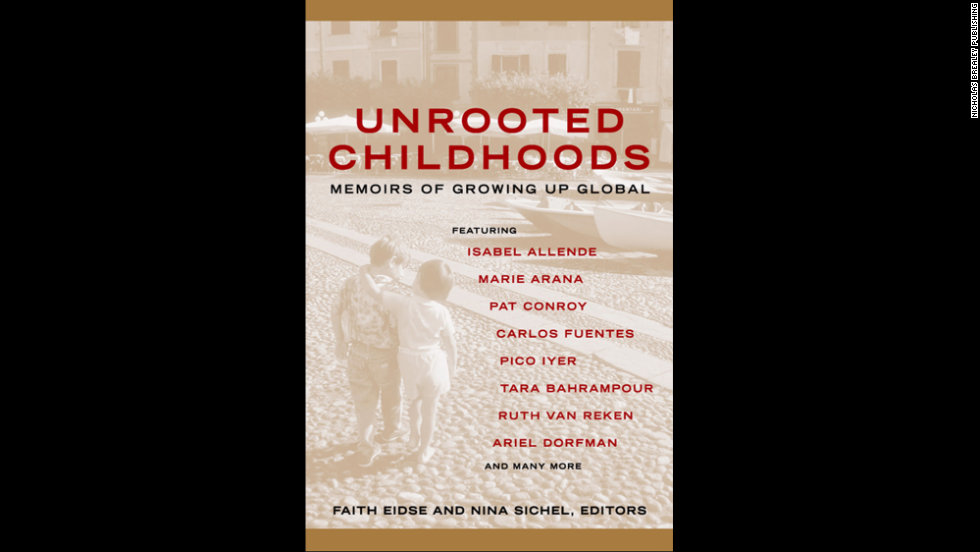 "Conroy contributed to the collection ""Unrooted Childhoods: Memoirs of Growing Up Global."""