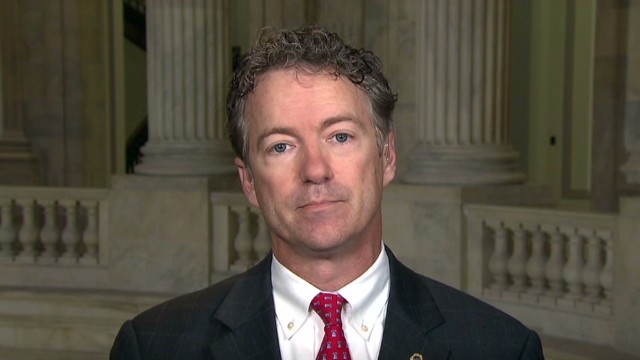 Sen. Rand Paul on Obamacare enrollment
