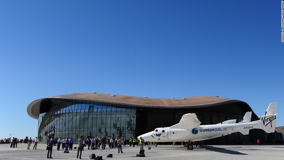 Virgin Galactic -- Spaceport America's anchor tenant -- is slated to start operating next year.